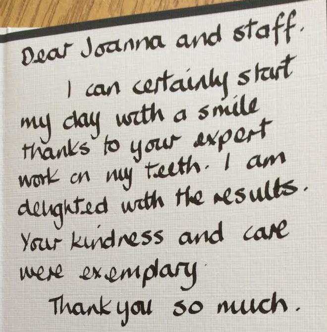 Success Stories at Heath Dental