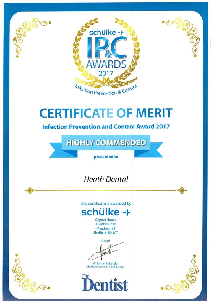 Award winning dentistry in Solihull