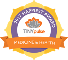 Pulse - 2017 Happiest Team award for the medicine & health category