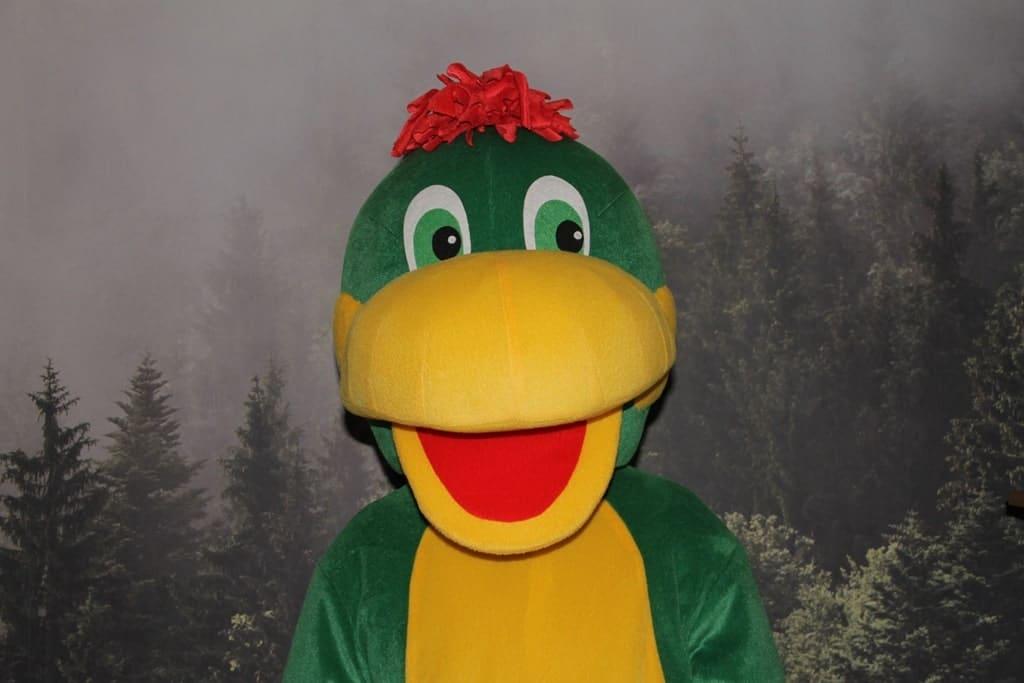 Snappy - Practice Mascot