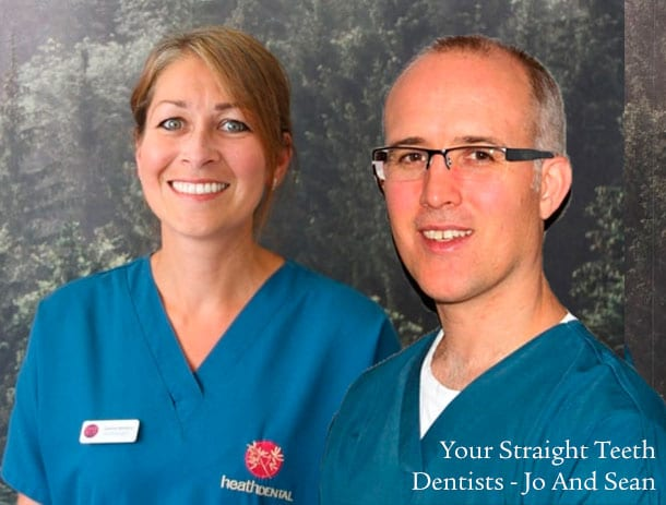 Your Straight Teeth Dentists - Jo And Sean