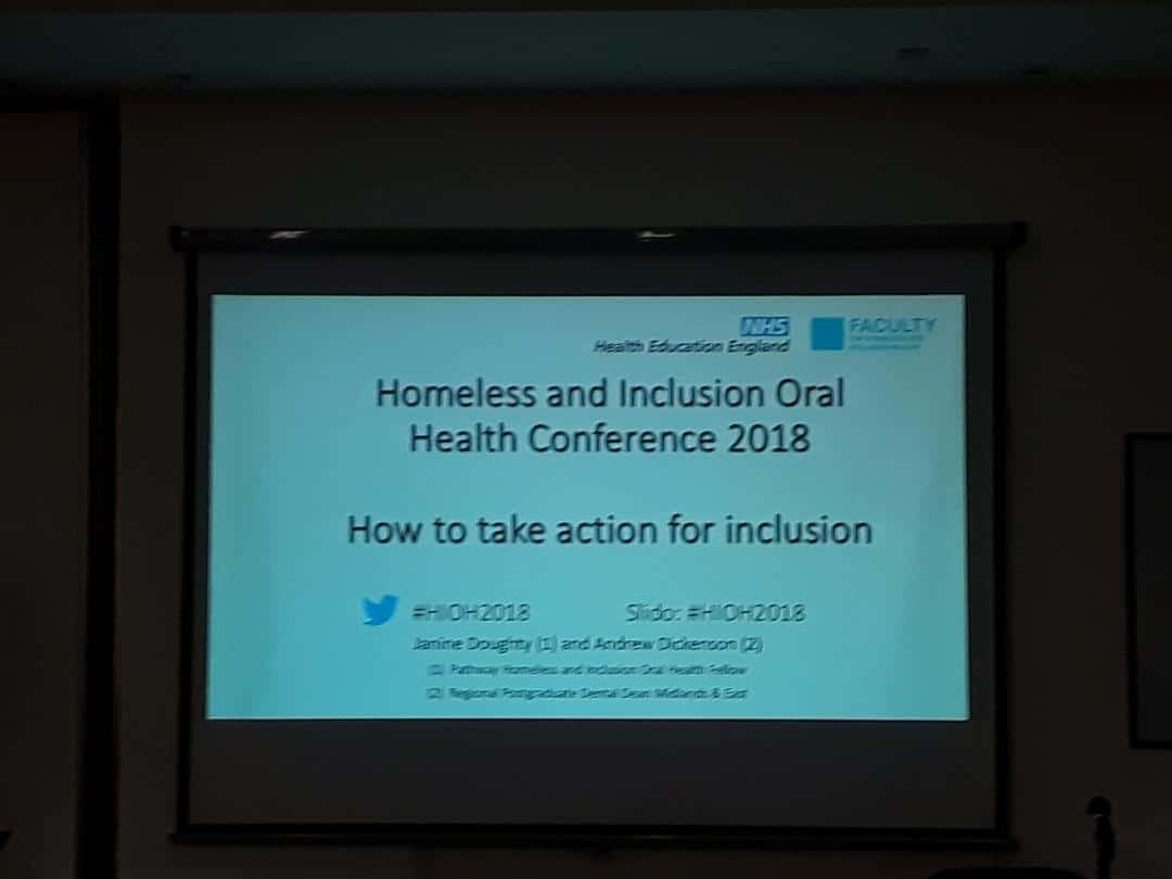 Homeless and Inclusion Conference