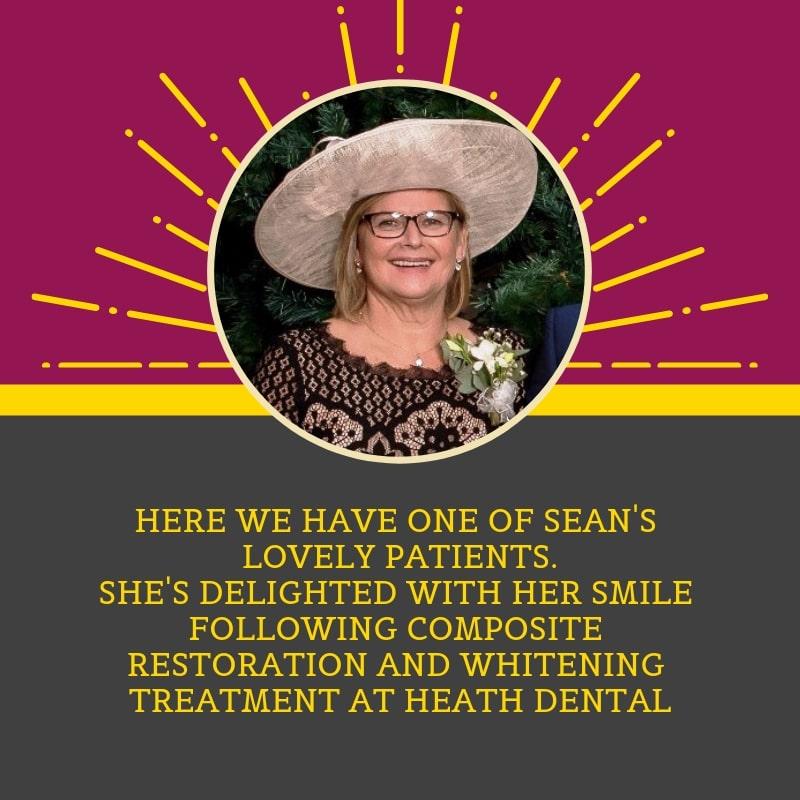 heath dental testimonial