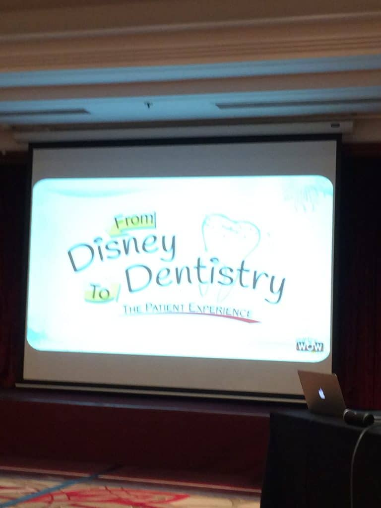 Disney to Dentistry