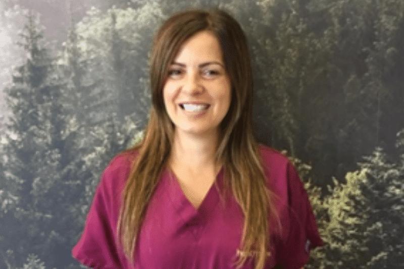 Paula Belford |  Dental Nurse