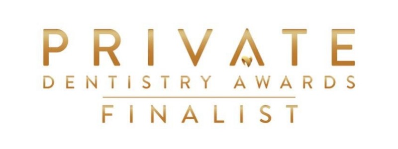 Private Dentistry Awards Finalist 2021